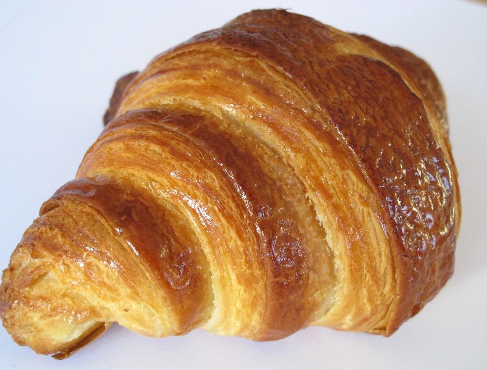 Croissant Des pâtisseries et du pain