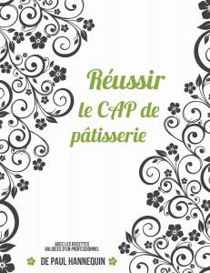 Couverture du livre Réussir la CAP de Pâtisserie