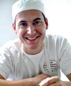Gregory Taounhaer chef pâtissier