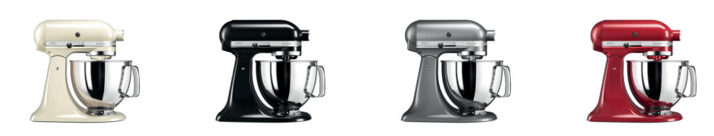 Couleurs du KitchenAid Artisan 5KSM125