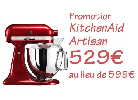 Promotion kitchenaid