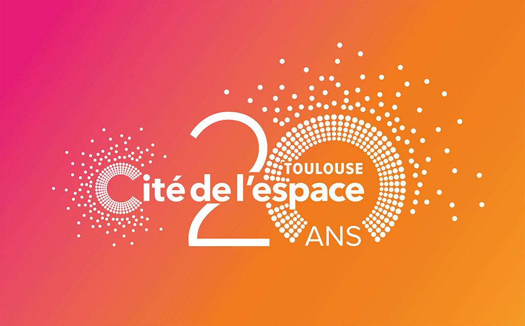 20 ans de la cité de l'espace décoration