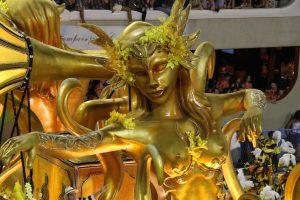 Carnaval de Rio, thème de décoration du CAP Pâtissier 2018