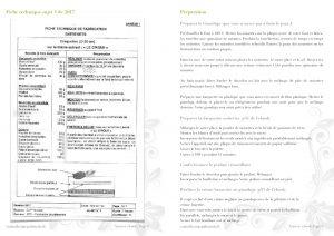 recette CAP et complète de la craqueline 2