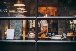 tablier personnalise en boulangerie patisserie